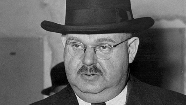 Staatskommissar Dr. Philipp Auerbach