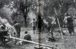 Biwak vor den Toren 1934