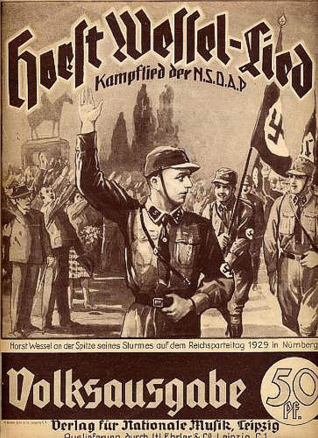 NS-Propaganda-Heft 1929; Horst Wessel in Nürnberg