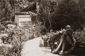 Grab Wessels im November 1934
