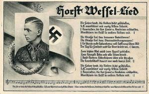 NS-Propaganda-Postkarte
