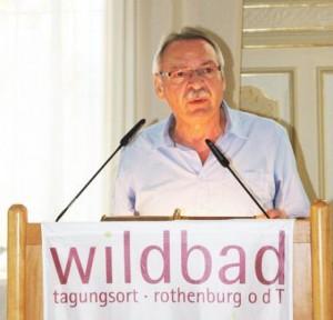 Prof. Dr. Horst F. Rupp