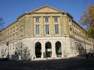 Prozessort: Landgericht Würzburg heute