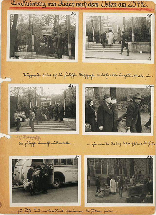 Deportation der Würzburger Juden